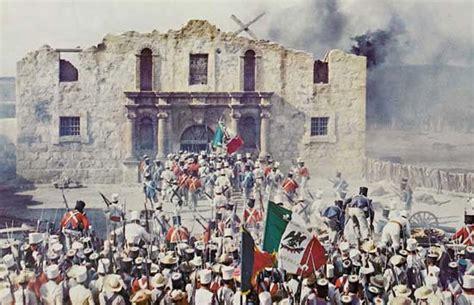 the battle of the alamo 1836 texas revolution battle of the alamo san antonio texas united states