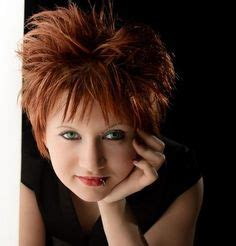 spiked haircuts medium length hairstyle for women over 40 and older women on pinterest