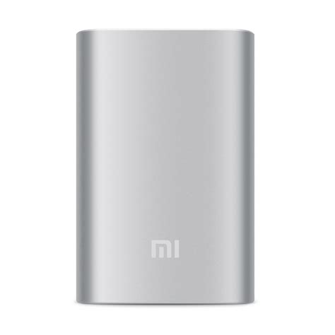 Xiaomi Power Bank 10000mah Original Real 100 100 original xiaomi 10000mah mi power bank for iphone samsung and all equipment external