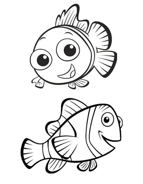 nemo christmas coloring pages transmissionpress new printable disney quot finding nemo