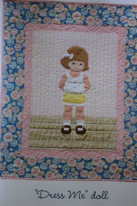 pattern paper book 10 best images about paper doll quilts on pinterest