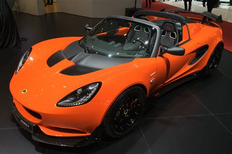 the new lotus lotus elise cup 250 fastest elise lands in geneva by