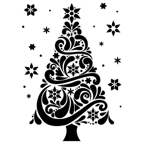 darice embossing folder christmas tree at joann com