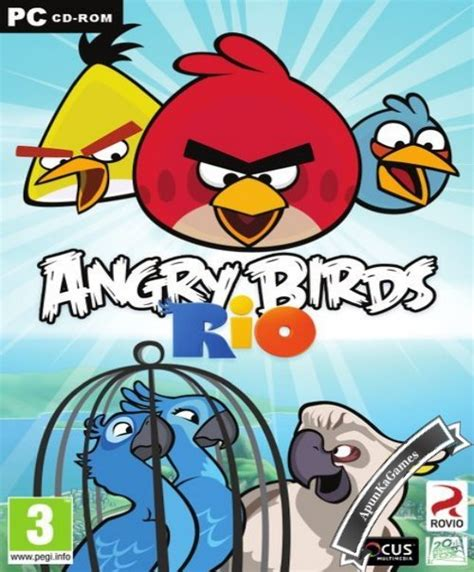 angry birds game for pc free download full version with crack angry birds rio pc full version free game download 55 mb