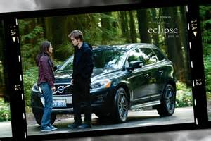 Edward Cullen Volvo Volvo Xc60 Featured In The Twilight Saga Eclipse