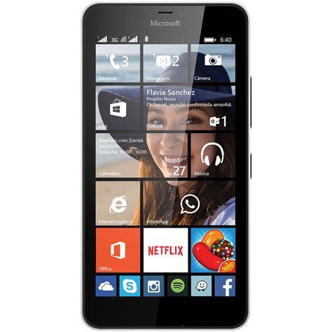 Microsoft Lumia 640 Xl Dual smartphone microsoft lumia 640 xl dual desbloqueado