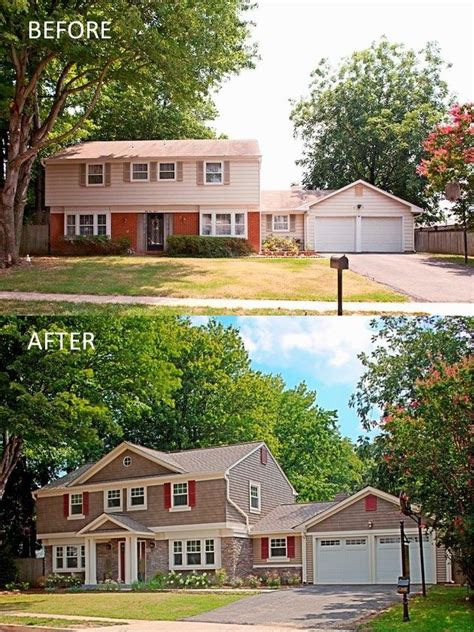 exterior house renovation ideas 1000 ideas about exterior remodel on pinterest siding
