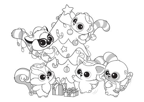 yoohoo and friends coloring pages coloring home