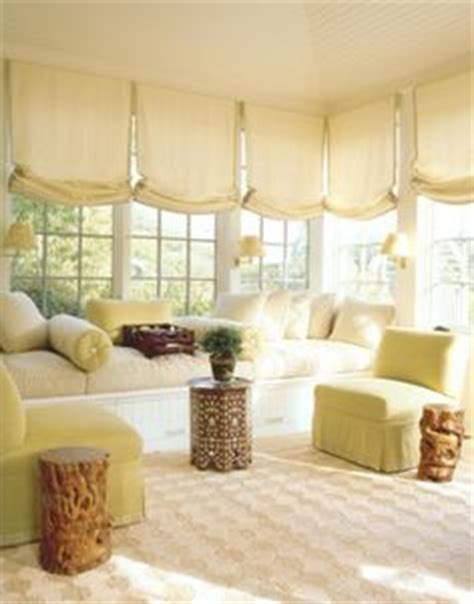 Relaxed Roman Shades Diy - sunroom window treatments on pinterest picture window treatments sunrooms and decks and