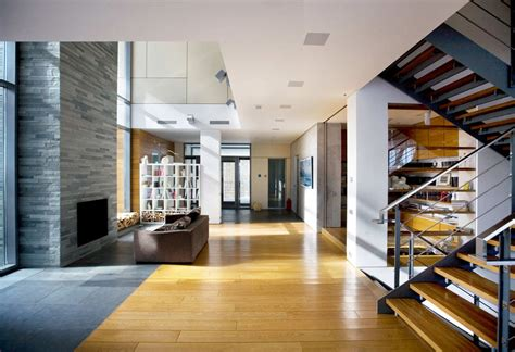 interior of a home contemporary house near moscow by atrium architects