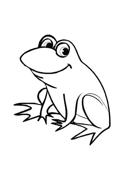 Coloriage Grenouille Sur Hugolescargot Com Hugolescargot Com Dessin De Grenouille Coloriage Grenouille L