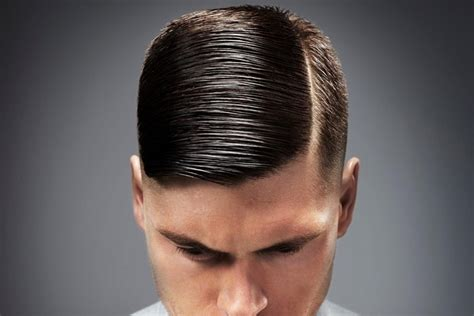 side comb hairstyles which side should comb part their hair of many