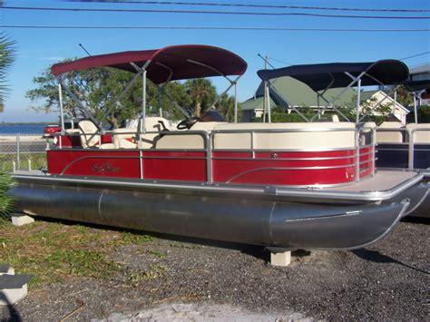 sunchaser pontoon sunchaser 8522 cruise boats for sale boats
