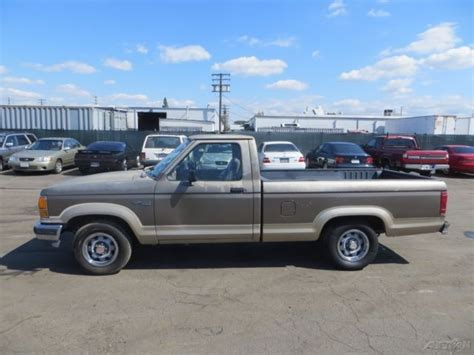 car owners manuals for sale 1989 ford ranger electronic valve timing c 1989 ford ranger s used 2 3l i4 8v manual no reserve for sale ford ranger 1989 for sale in