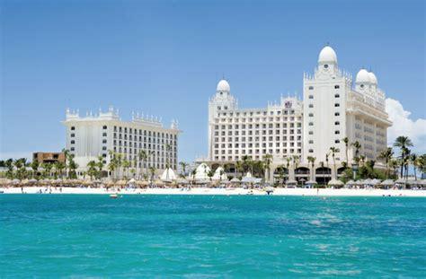 best hotel aruba the 6 best aruba all inclusive resorts