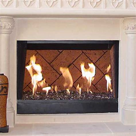 gas fireplace crystals picture gallery of converted gas fireglass