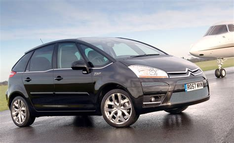 Citroen C4 by Citro 235 N C4 Picasso Estate Review 2007 2013 Parkers
