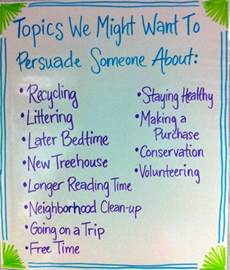 Topics To Write A Persuasive Essay On by Persuasive Topics Writing Ideas Persuasive Writing Anchor Charts And Writing