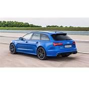 Audi RS6 Avant Performance Nogaro Edition Makes 700 Hp