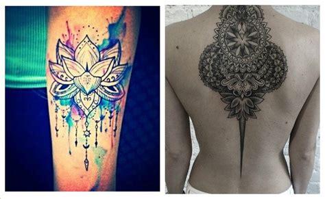 tatuajes de mandalas historia significado y tipos de