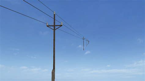 Pole Ls by Power Pole Prefab Fs17 Ls 17 Farming Simulator 17 Mod