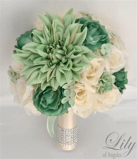 Wedding Bouquet Mint Green by Mint Green Wedding Flowers Www Imgkid The Image