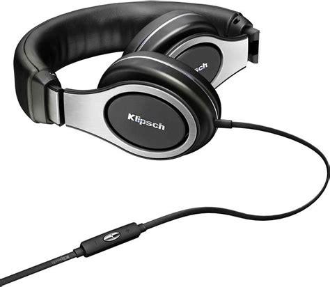 Headset Klipsch klipsch reference on ear kopfb 252 gel headset tests