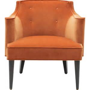 orange accent chairs colin accent chair orange fabric chairs furniture
