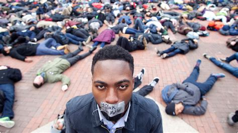 the misconception of black lives matter odyssey
