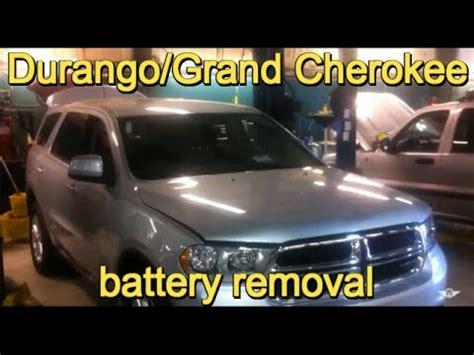 2011 2016 dodge durango and jeep grand cherokee battery
