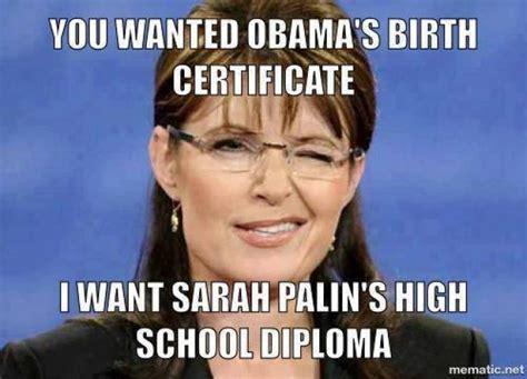 Sarah Memes - funniest memes reacting to sarah palin s endorsement of