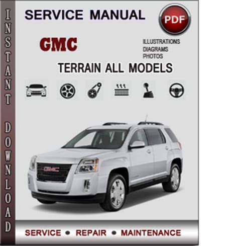 best car repair manuals 2012 gmc acadia on board diagnostic system all categories rxgame