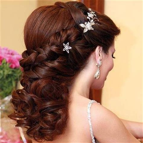 2013 bridal hair styles for short hair in indian marriages