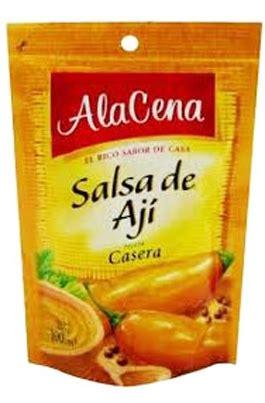 alacena salsa de aji molido alacena salsa de aji amarillo buy peruvian yellow hot