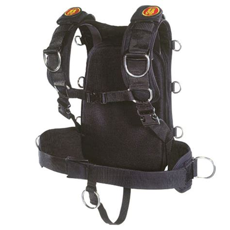 backpack harness oms iq backpack harness the scuba doctor dive shop