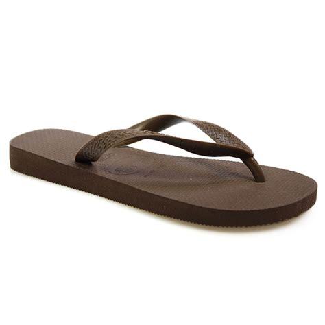 sandals and flip flops havaianas mens womens brown rubber flip flops sandals