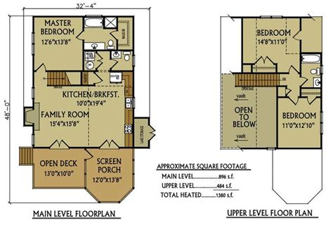 lake cottage floor plans pin by jennifer smith on our lake cabin pinterest