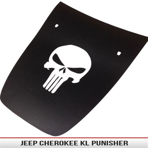 Jeep Punisher Decal Jeep Kl Punisher