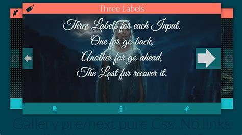tutorial css image slider 10 amazing pure css3 image sliders web graphic design
