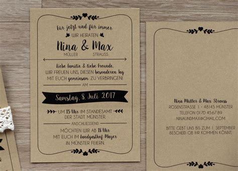 Hochzeitseinladung Format by Einladungskarten Format Thegirlsroom Co