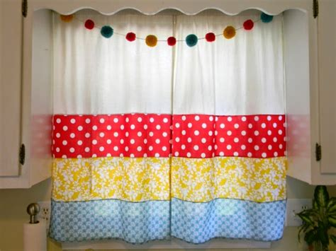 colorful kitchen curtains 15 kitchen window curtains for window decoration