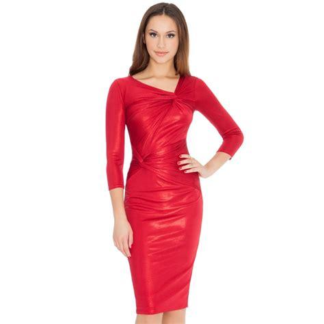 Kode Barang Maxi Nora Df nora metallic knot detail dress dresses