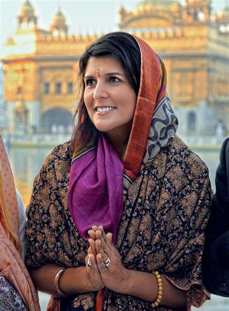 Donald Trump Family Pictures by Nikki Haley Indian American Trump Card