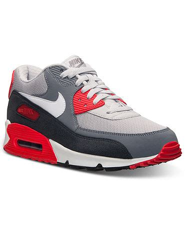 finish line athletic shoes nike s air max 90 essential running sneakers from