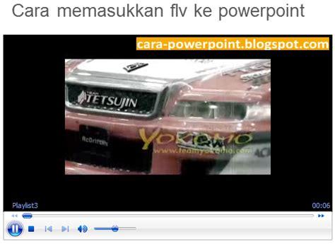 tutorial memasukkan video ke powerpoint agustus 2014 tips powerpoint