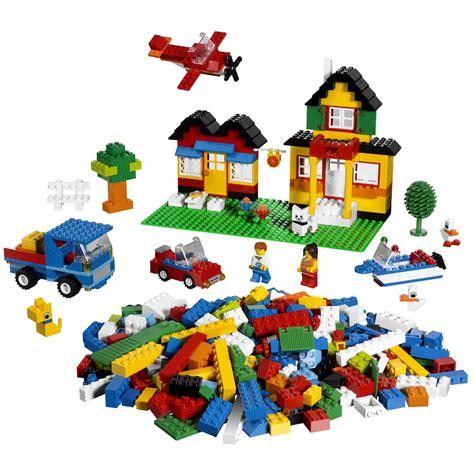 Mainan Figure Set M8m29652 lego 5508 deluxe brick box i brick city