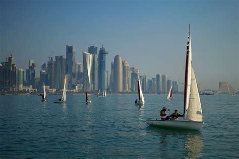 City Light Capital Celebrating National Day In Qatar Al Jazeera