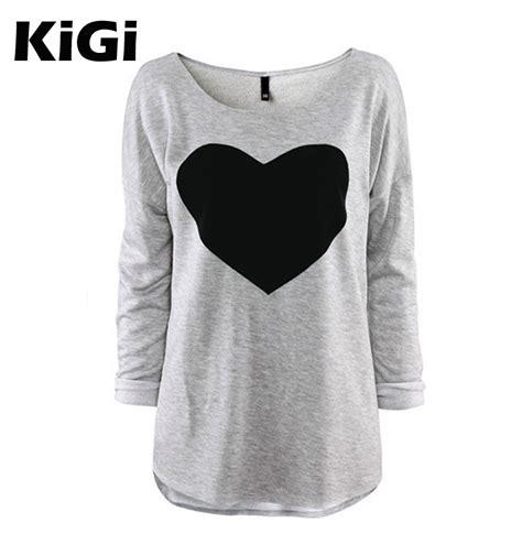 Cotton Blouse Size S M L 36709 2014 new chic printed crewnecks sleeve