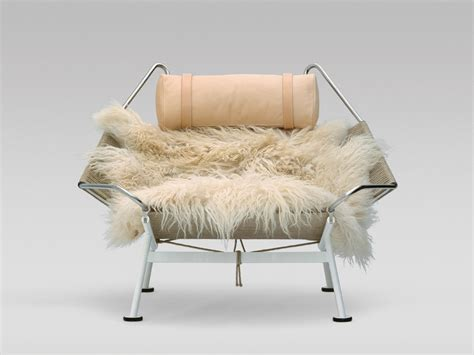 Haans Lifestyle Stuhl by Flag Halyard Chair Hans J Wegner Thewhynot
