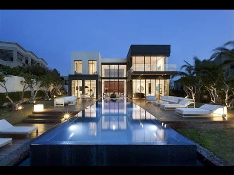 luxury home design youtube luxury modern house with clean modern lines and floor to